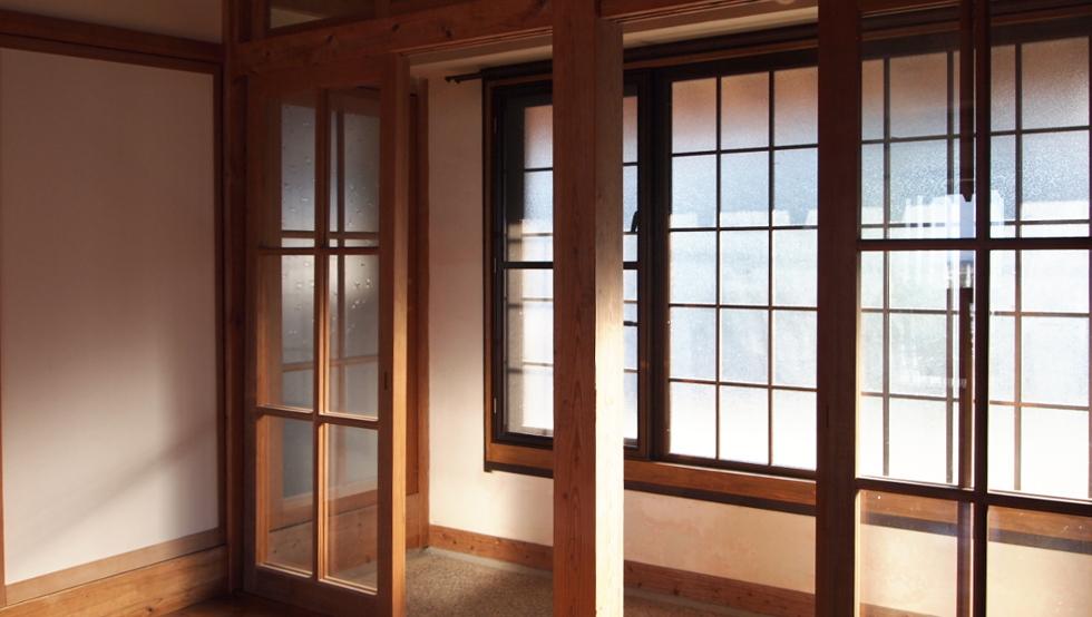 2階洋室9.3帖(洋室7帖+土間2.3帖)