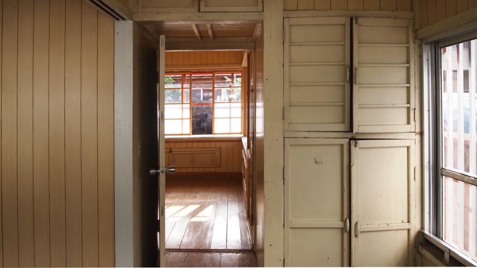 キッチン横の支度室(家事室?)