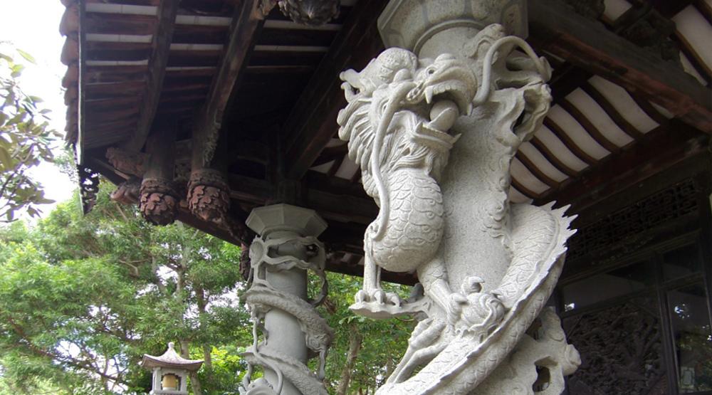 ご近所の中国庭園「福州園」