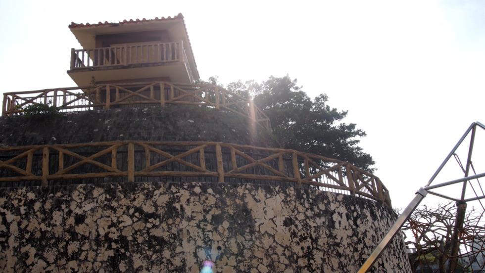 通称パイナップル公園