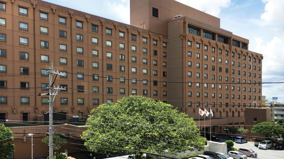 ハーバービューホテル