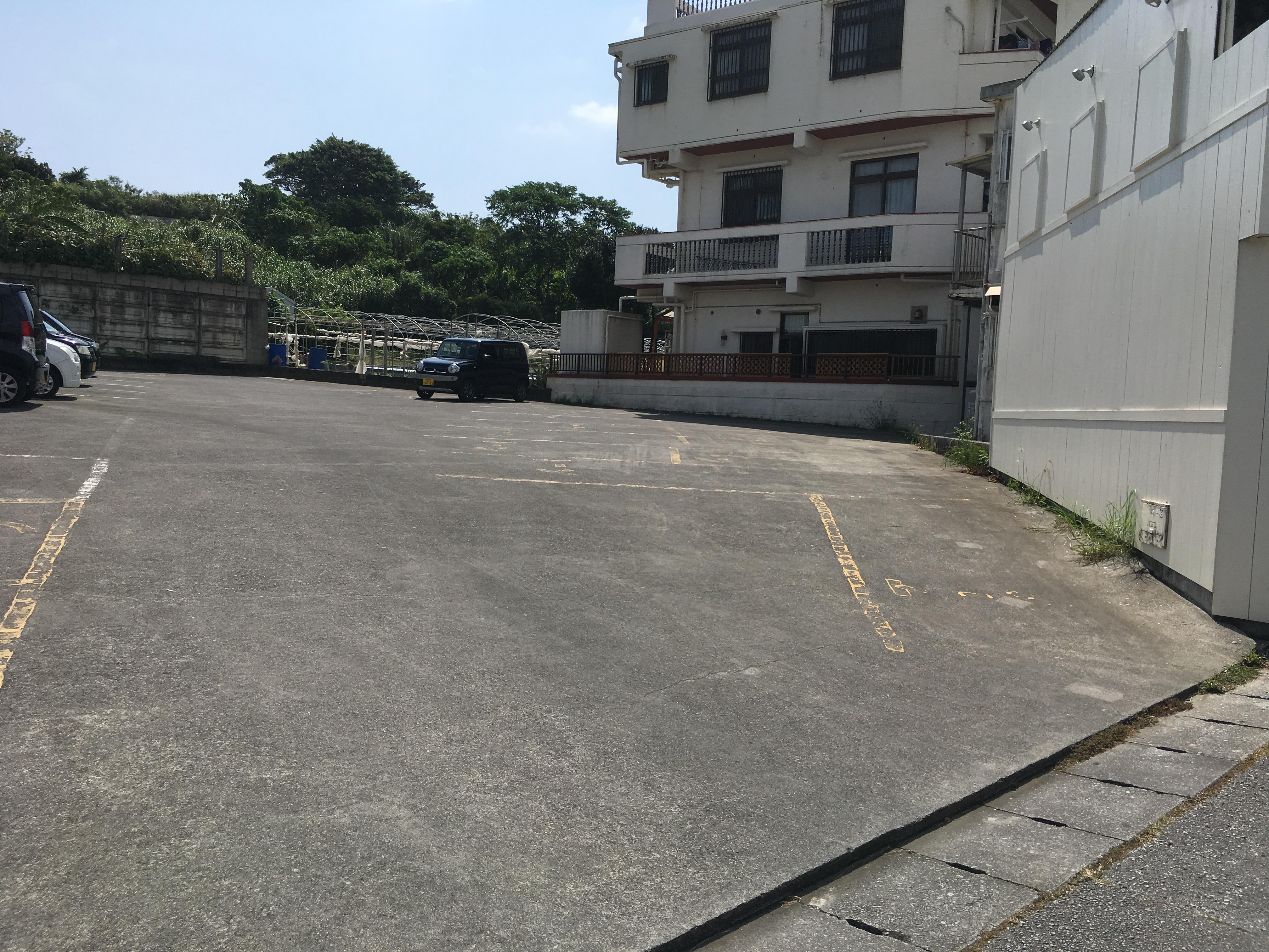別途契約駐車場