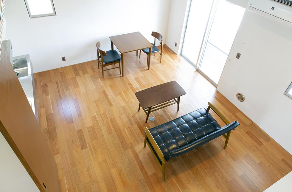 インテリア例 ※家具は付きません